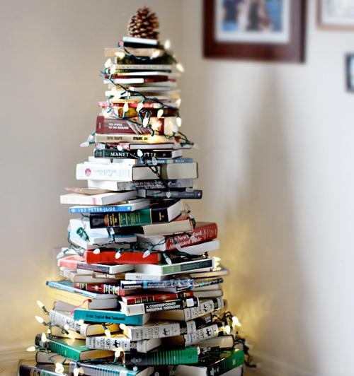Le sapin livres galerie large
